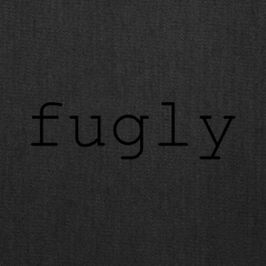 fugly (black) - Tote Bag
