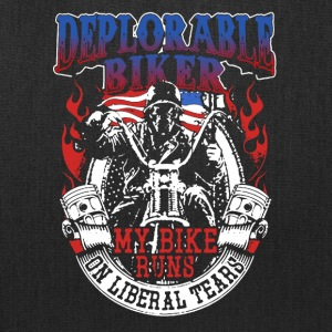 Deplorable Biker Tee Shirts - Tote Bag