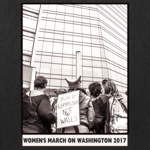 10 Women's March on Washington 2017-Compassion - Tote Bag