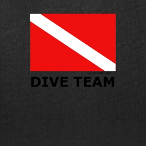 Dive Team - Tote Bag
