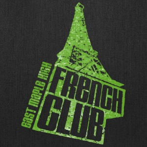 French Club East Maple High - Tote Bag