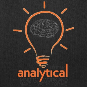 ANALYTICAL MIND - Tote Bag