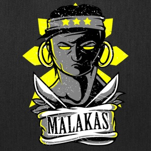Si Malakas. Filipino Strength and Power - Tote Bag