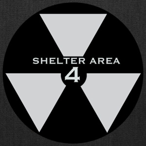 ShelterArea4 patch gray - Tote Bag