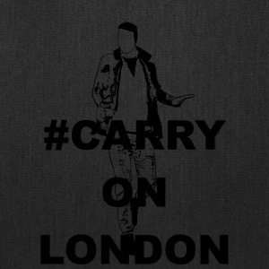 Carry On London - Tote Bag