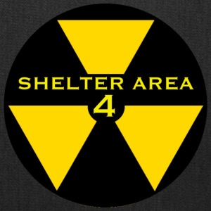 ShelterArea4 patch yellow - Tote Bag