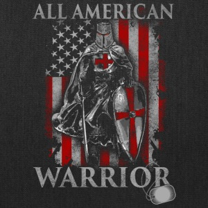 All American Warrior - Tote Bag