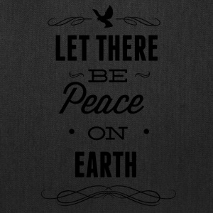 let_there_be_peace_on_earth-01 - Tote Bag