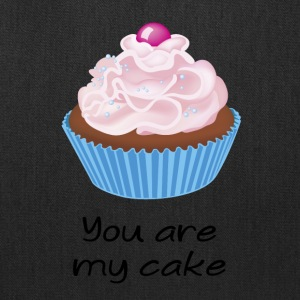 you are my cake - Tote Bag
