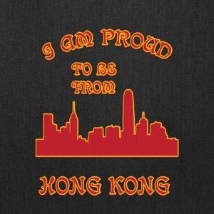 honG kong I am proud to be from - Tote Bag