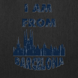 Barcelona I am from - Tote Bag