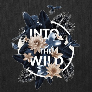INTO THE WILD - Tote Bag