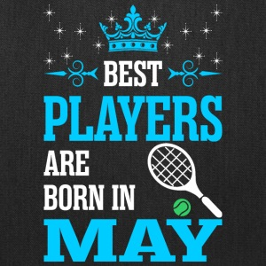 Best Players Are Born In May - Tote Bag
