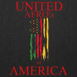 UNITED AFRO'S OF AMERICA - Tote Bag