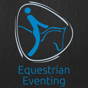 Equestrian_eventing - Tote Bag