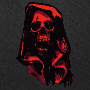 Death Red - Tote Bag