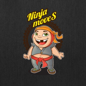 ninja moves - Tote Bag