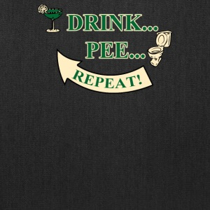 Drink Pee - Tote Bag