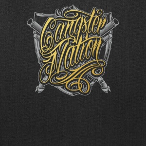 Gangster nation - Tote Bag
