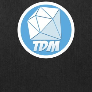 Dan TDM Logo Diamond - Tote Bag