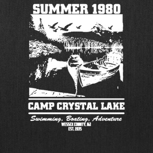 Camp Crystal Lake Summer 1980 - Tote Bag