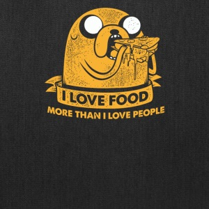 I love food - Tote Bag