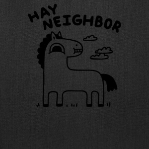 Hay Neighbor - Tote Bag