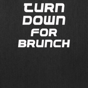 Down for brunch - Tote Bag