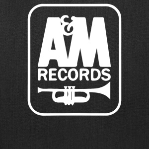 A M RECORDS VINTAGE - Tote Bag