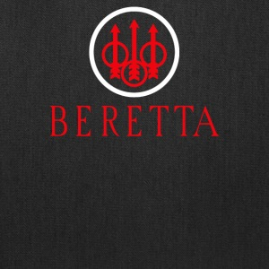 Beretta Gun Army Weapon Logo - Tote Bag