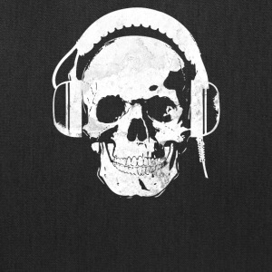 Headphones Skull Killer - Tote Bag