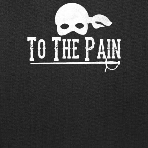 To The Pain - Tote Bag