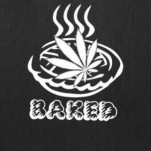 Baked Pie Weed Bong Chef - Tote Bag