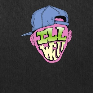 Dj ill will Cyber System - Tote Bag