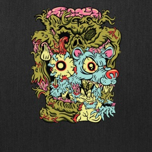Monster Mouse - Tote Bag