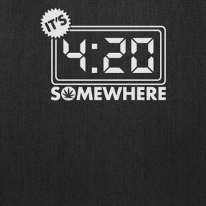 Somewhere O'clock - Tote Bag
