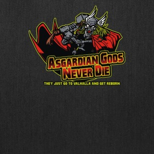 Asgardian Gods Never Die - Tote Bag