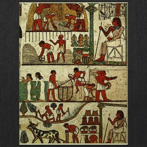 Ancient Egyptian Farming - Tote Bag