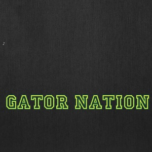 Gator_Nation - Yellow - Green - Tote Bag