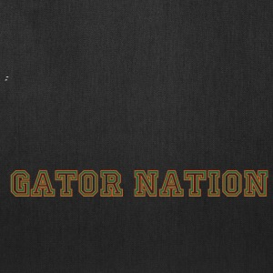 Gator_Nation_ Orange - Tote Bag