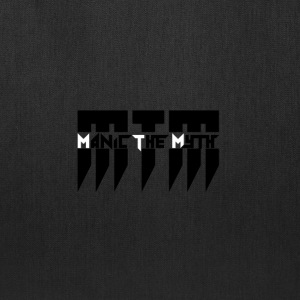 MTM Manic The Myth logo - Tote Bag