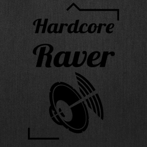 Hardcore Raver - Tote Bag