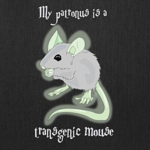 My Patronus is a Transgenic Mouse - Tote Bag