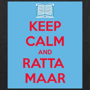 keep-calm-and-ratta-maar - Tote Bag