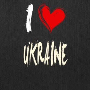 I love UKRAINE - Tote Bag