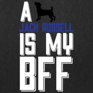 A Jack Russell Is My BFF T Shirt - Tote Bag