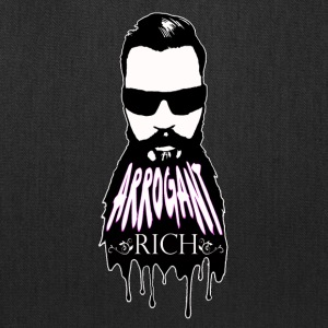 Arrogant Rich Urban Beard Brand - Tote Bag