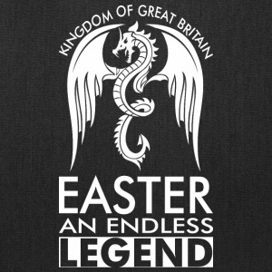 Kingdom Of Great Britain Easter An Endless Legend - Tote Bag