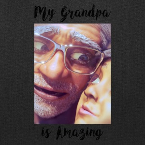 My Grandpa Is Amazing - Tote Bag