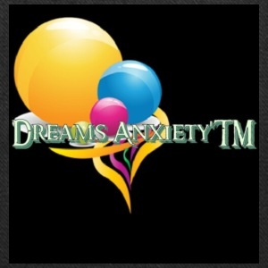 Dreams AnxietyTM logo - Tote Bag